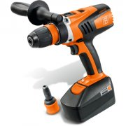 ASCM18QX 18v 4 speed drill driver with 2 x 4.0 batteries