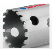 Brazed Edge Diamond hole saws