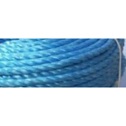 Blue Polypropylene Wagon Rope 27Mx10MM