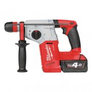 M18CHX-402C M18 fuel sds+ hammer drill 2 x 4.0Ah batteries