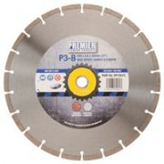 DP15018 350mm x 20mm bore P3-B diamond blade