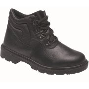 2415 Black Steel Toe Cap Safety Boots Toesavers