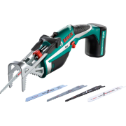 Keo 10.8v Cordless Garden saw Li-ion With 5 Blades