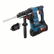 GBH36VFLI PLUS 36v Sds Rotary Hammer Drill 2 x 4.0amp batteries in case