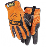 9574O Orange Work Gloves Extra Large