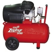 ZC350 3HP/50LTR Portable Compressor