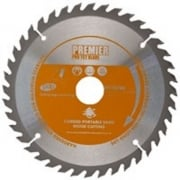 GT10765 TCT Saw Blade 184x2.6x1.6x30mm 40 Teeth, Wood Cutting