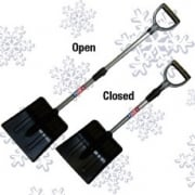 Telescopic Snow Shovel (1220mm)