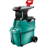 AXT25D Quiet Garden Shredder Electric 240 Volt