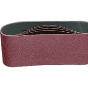 Sanding Belts 76mmx533mm Pack Of 5