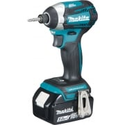 DTD154RTJ 18v Brushless Impact Driver 2 x BL1850 Batteries
