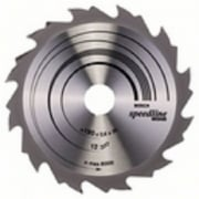 190mm x 30mm bore 12 teeth Circular saw blade