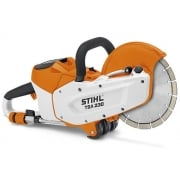 "TSA230 Cordless 9""/230mm Cut Off Saw Machine Only"