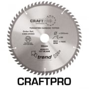 CSB/25060 Craft Pro Saw Blade 250MM X 60T X 30MM