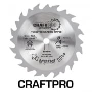 CSB/16524T Thin Craft Pro Saw Blade 165MM X 24T X 20MM