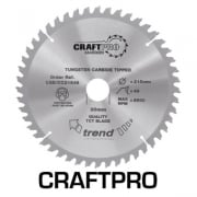 CSB/CC26042 Craft Pro Crosscut Saw Blade 260mm x 42T x 30mm