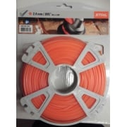 Strimmer Line 2.4mm Round 86mtr Roll 00009302245