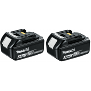BL1830 18v 3.0amp Li-ion Battery Twin Pack