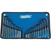Metric/Imperial Combined 25 Piece Hexagon Key Set