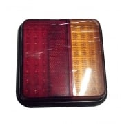 Lamp Rear Trailer 4 in 1 LED 10-30V 115x115x33mm 15037