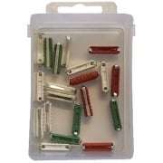 Assorted Ceramic Fuses 5 - 25A (20) 1644