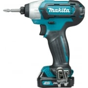 TD110DWAE 10.8V CXT Impact Driver With 2 x BL1020B Batteries