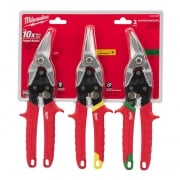 48224533 Set of 3 Metal Snips
