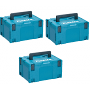 821551-8 Makpac Stackable Box Pack Of 3