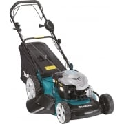 PLM5113N 4 Stroke Petrol Lawnmower Self Propelled 51cm Cut