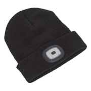 LED185 LED Rechargeable Beanie Hat