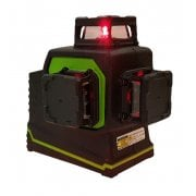LX3DR Red Beam Cross Line Laser Level