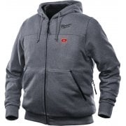 M12HHGREY3 12v Heated Hoody Grey Body Only
