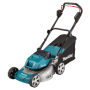 DLM460Z Twin 18v Lawnmower Body Only 46cm Width Cut