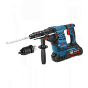 GBH36VFLIP3 36v SDS Plus Rotary Hammer Drill With 3 x 4.0Ah Batteries