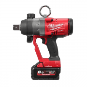 "M18ONEFHIWF1-802X 1"" Inch Drive High Torque Impact Wrench With 2 x 8.0Ah Batteries, Charger & Case"