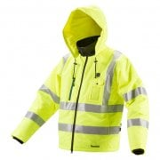 DCJ206Z HI Vis Heated Jacket Body Only