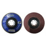115 x 40g Conical Flap Discs Pack Of 10