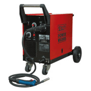 MIGHTYMIG210 Gas/No Gas Mig Welder 210Amp with Euro Torch
