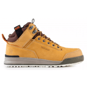 Switchback Tan Safety Boot