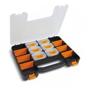 2080/V6 Organiser Tool Case With Adjustable Partitions