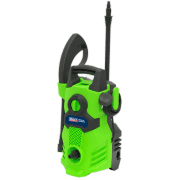 PW1500HV Pressure Washer 105bar with TSS 230V Hi-Vis Green