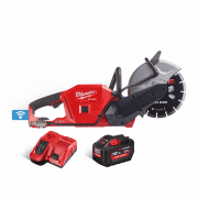 M18FCOS230-121 18v 230mm Cordless Cut Off Saw 1 x 12.0ah Battery