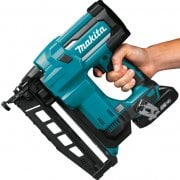DBN600RTJ 18V Finishing Nailer With 2 x 5.0Ah batteries, Charger, Case