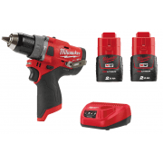 M12FPD-202B 12v Drill With 2 x Batteries, Charger And Bag